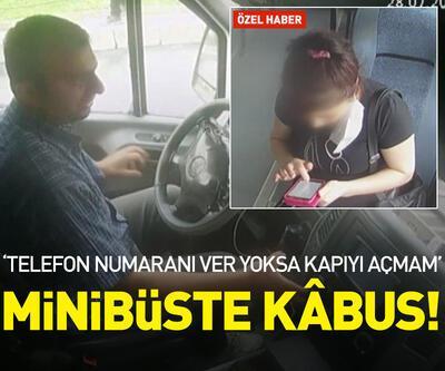 Minibüste kabus... Yaşadıklarını CNN TÜRK'e anlattı