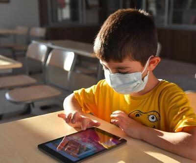 Başkent'te sosyal yardım alan ailelerin çocuklarına ücretsiz internet