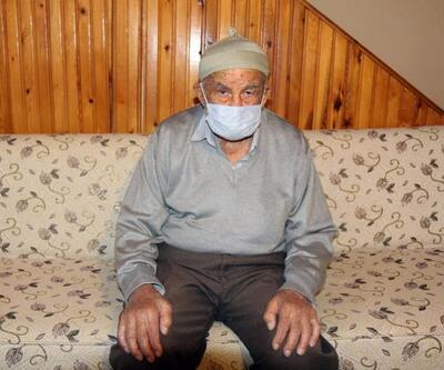 93 yaşında koronavirüsü yenmeyi başardı