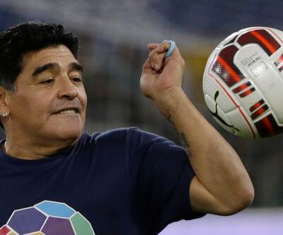 UEFA'dan Maradona kararı