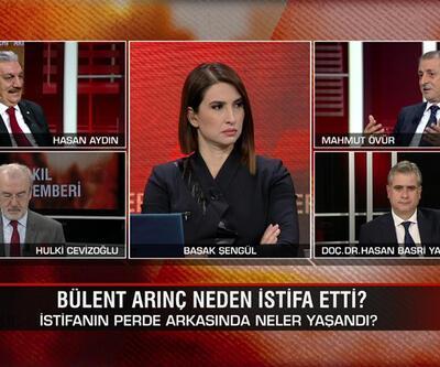Bülent Arınç neden istifa etti? 4 parti Anayasa çalıştı mı? Akıl Çemberi'nde tartışıldı