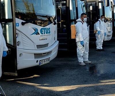 Edirne'de koronavirüse karşı 1 milimetre kuralı getirildi