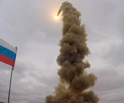 Böyle paylaştılar: Rusya'dan yeni hava savunma sistemi testi | Video