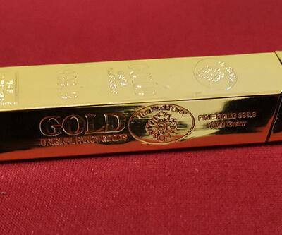 Çakmağı altın diyerek sattı | Video