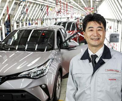 Türkiye'den 179 bin Toyota ihraç edecek