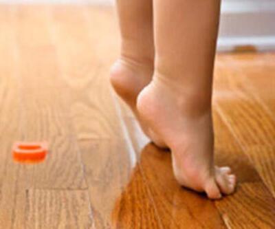 Çocuğunuz bu şekilde yürüyorsa dikkat!