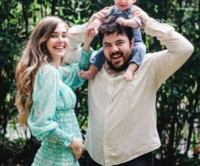 Berfu Yenenler'den hamilelik pozu: 22. haftaya hoş geldik