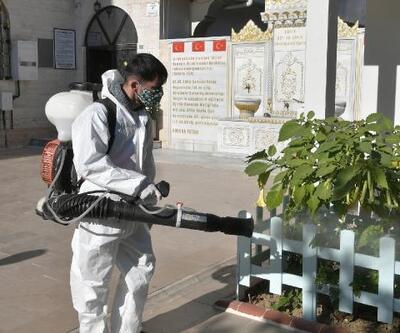 Osmangazi Belediyesi dezenfekte çalışmalarını sürdürüyor