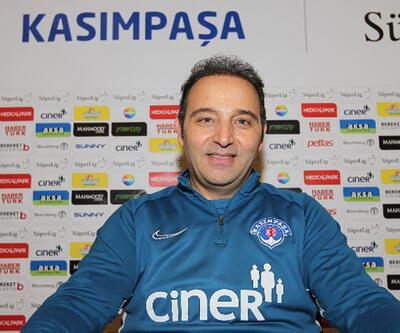 Kasımpaşa'nın yeni teknik direktörü Fuat Çapa