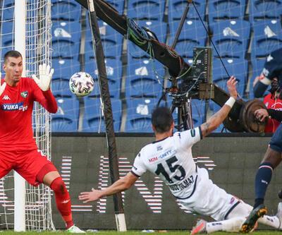 Başakşehir - Denizlispor: 3-3