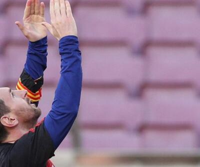 Messi Maradona'yı böyle andı