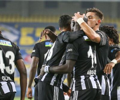 Fenerbahçe 3-4 Beşiktaş MAÇ ÖZETİ
