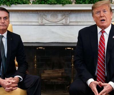 Brezilya Devlet Başkanı, ABD'deki başkanlık seçimlerinde usulsüzlük yapıldığını iddia etti