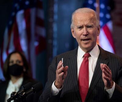 Joe Biden ABD tarihine geçti