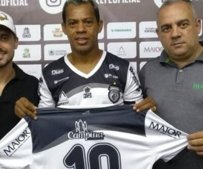 Marcelinho 45 yaşında geri döndü