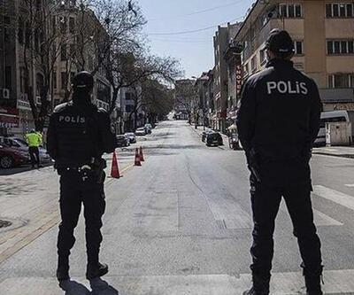 Sokak kısıtlamasını ihlal eden 98 kişiye 45 bin lira ceza
