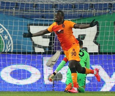 Galatasaray'da Diagne planı!