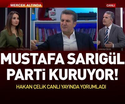 Hakan Çelik'ten Mustafa Sarıgül yorumu