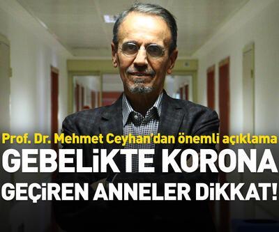 Prof. Dr. Mehmet Ceyhan'dan önemli açıklama
