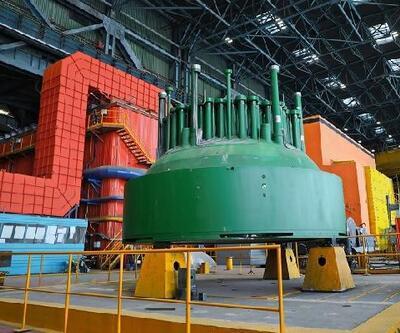 Atommash, Akkuyu NGS'nin Birinci Ünitesi'ne ait reaktörün kapağını üretti