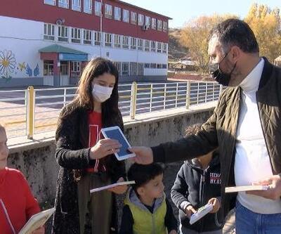 Tableti olmayan öğrenciler için kampanya başlattı