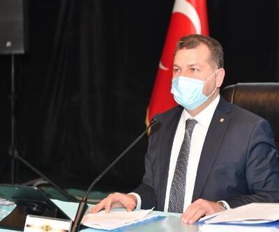 Balıkesir Büyükşehir Belediyesi, koronavirüs nedeniyle iş yerini açmayan esnaftan kira almayacak