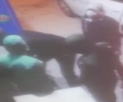 Alarm çalınca paniklediler | Video