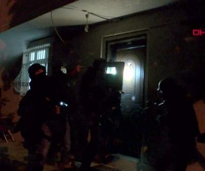 İstanbul'da DEAŞ operasyonu | Video