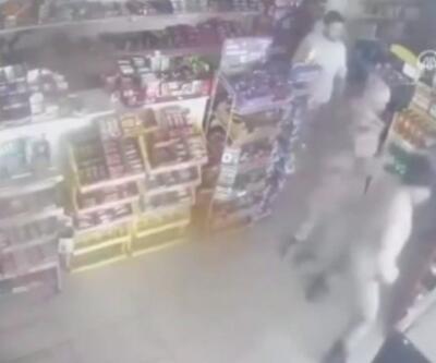 Son dakika! Siirt'teki deprem anı kamerada