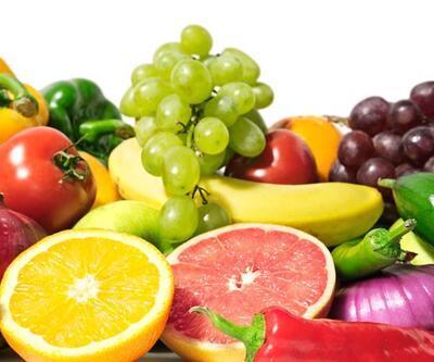 Besinlerin renklerine göre faydaları inanılmaz!