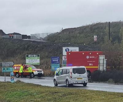 İngiltere'de patlama: 1 ölü, 2 yaralı