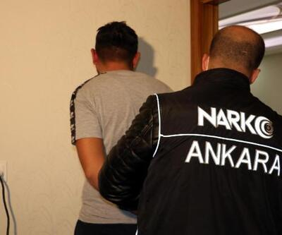Uyuşturucu satıcılarına şafak operasyonu: 11 gözaltı