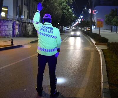 Hafta sonu uygulanacak sokağa çıkma kısıtlaması başladı | Video
