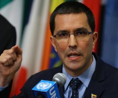 Venezuela Dışişleri Bakanı Jorge Arreaza ülkesinin Türkiye ilişkilerini değerlendirdi