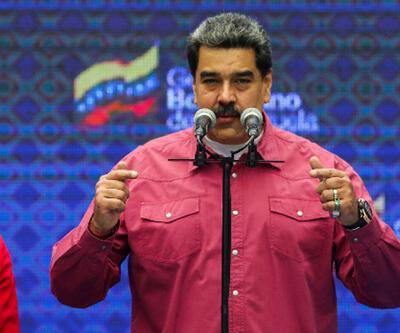 Maduro'dan ABD'ye: Kimsenin kolonisi değiliz
