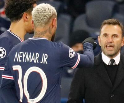 Okan Buruk: Neymar ve Mbappe duyarlı davrandı