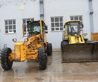 Şırnak, 235 personel ve 84 araç ile kışa hazır