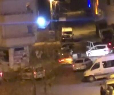 Taksi kaçtı, polis arabası kovaladı | Video