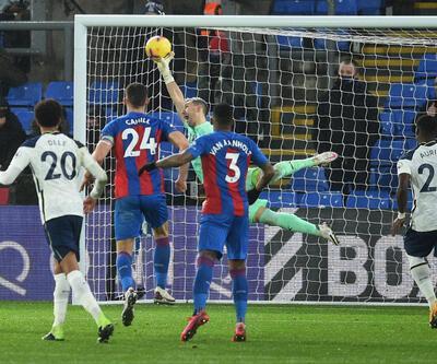 Tottenham deplasmanda puan kaybetti
