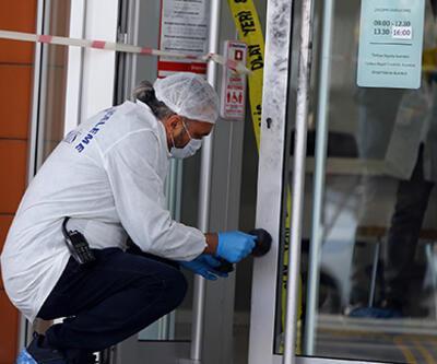 Ankara'da banka soygunu girişimi engellendi