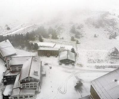 Kar yetersiz kaldı sezon açılamadı
