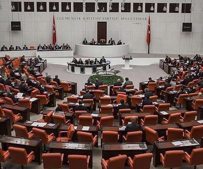 TBMM Genel Kurulunda, Cumhurbaşkanlığının 2021 yılı bütçesi kabul edildi.