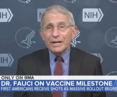 Fauci, Biden ve Trump'a aşı olmalarını tavsiye etti | Video