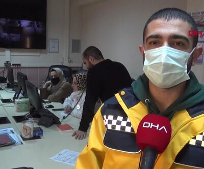 Muş'ta 112 merkezini arayanların ilginç soruları | Video