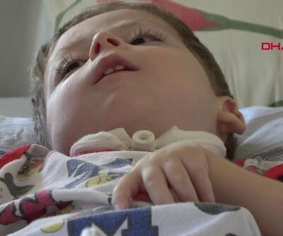 SMA'lı Mustafa yardım bekliyor | Video