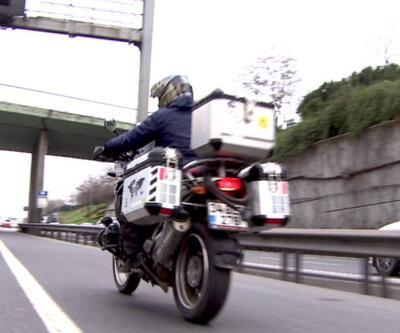 10 ayda 160 motokurye öldü | Video