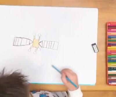 TÜRKSAT-5A için resim yarışması   Video