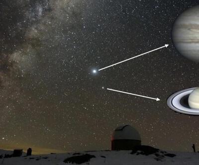 2020 kışı ve çifte gezegen buluşması ne anlama geliyor? 21 Aralık Jüpiter ve Satürn buluşması ne zaman, saat kaçta?