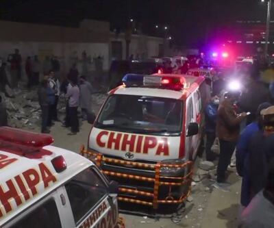 Pakistan'da fabrikada patlama: 8 kişi öldü, 16 kişi yaralı | Video