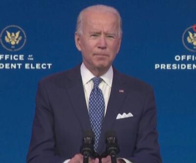 ABD'nin seçilmiş başkanından korkutan koronavirüs açıklaması | Video